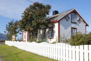 Das alte Nordlandhaus